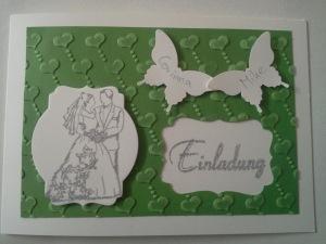 Hochzeit grün 4