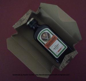 Verpackung Jägermeister 2