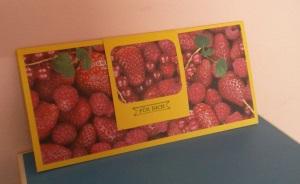 Geburtstag Erdbeeren 1