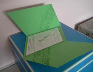 Geburtstag grün 3