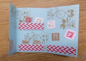 Briefmarken Jever 2014 b
