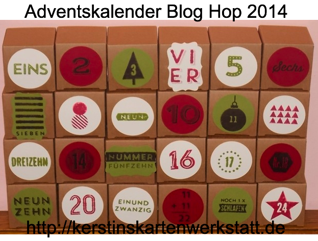 Adventskalender Blog Hop – Tür Nr. 14