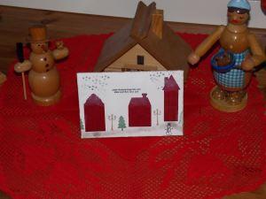 Häuser Terrakotta