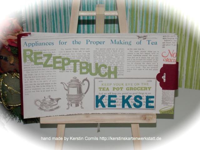Rezeptbuch – Workshop