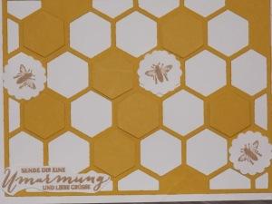 Bienenwaben 2
