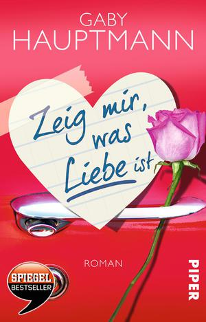 Books on Monday – Gaby Hauptmann