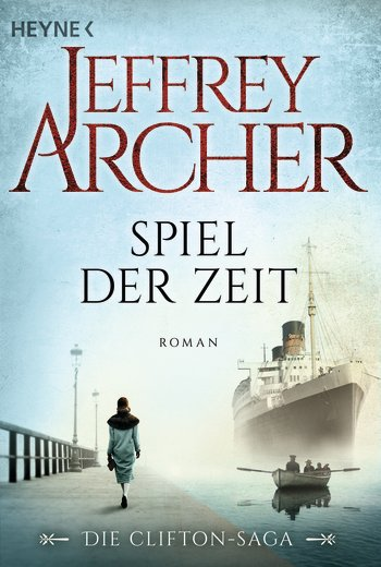 Books on Monday – Jeffrey Archer