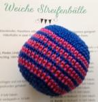 Streifenball klein 5