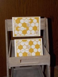 Bienen und Waben 1