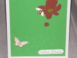 Blume und Biene 3