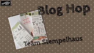 Stempelhaus Team – Blog Hop zum Herbst/ Winter Katalog2015