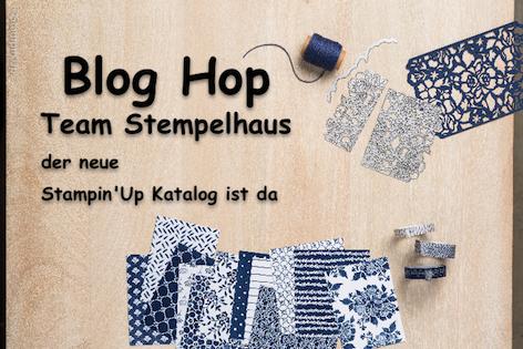 Blog Hop Juni 2016
