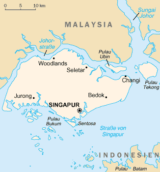CIA_World_Factbook_map_of_Singapore_(German)