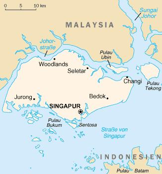 CIA_World_Factbook_map_of_Singapore_(German)