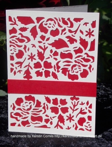 Florale Thinlits 1