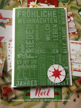 HW 16 Weihnachten grün 2
