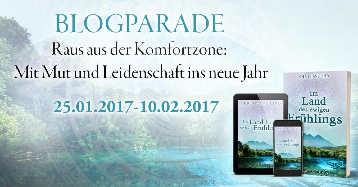 Blogparade – Im Land des ewigenFrühlings