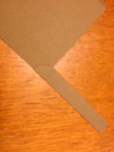 Buchkarte Ecken 1