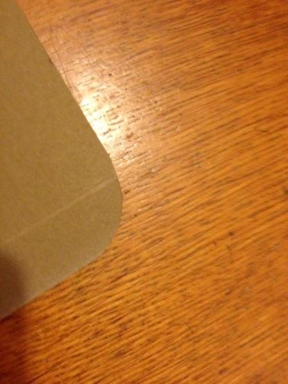 Buchkarte Ecken 5