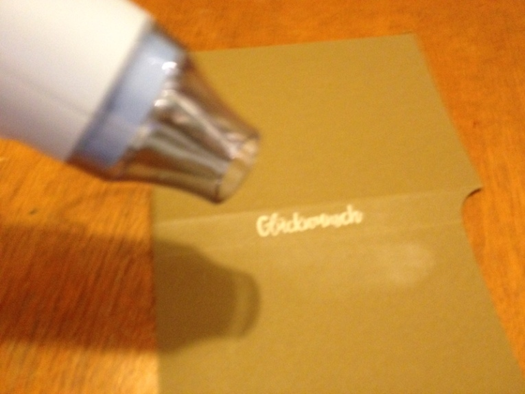 Buchkarte Embossing 4
