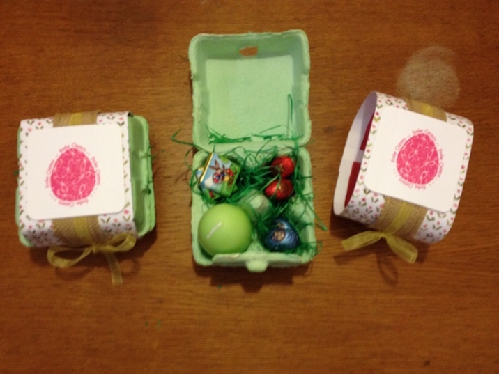 Eier Grasgrün 4