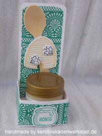 Honig Smaragdgrün 1