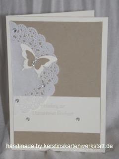 Einladung, Grußkarten, Hochzeit