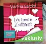 Liebe kommt im Schottenrock von Martina Gercke