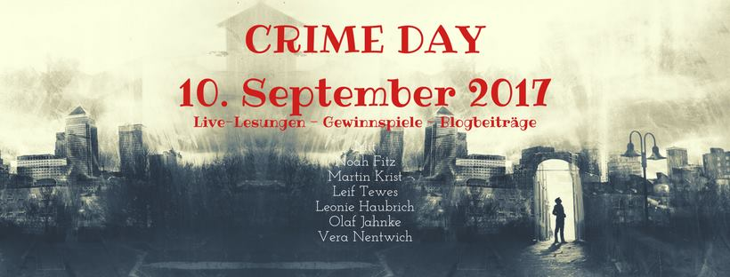 Ankündigung Crime Day 2017