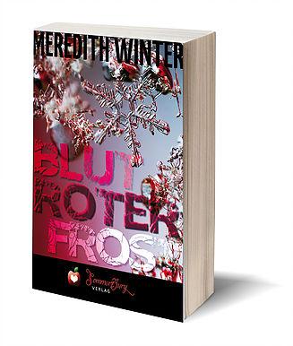 Buchcover von Blutroter Frost von Meredith WInter