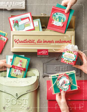 Herbst Winter Katalog von Stampin' Up