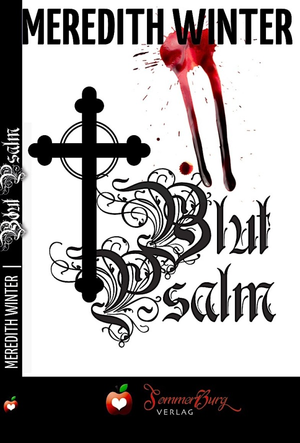Cover von Blutpsalm von Meredith Winter