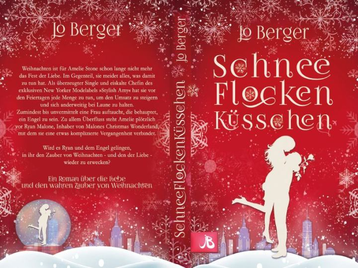 Cover: Schneeflocken Küsschen von Jo Berger
