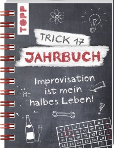 Cover: Trick 17 Jahrbuch aus dem Topp Verlag