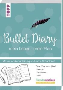 Cover: Bullet Diary mein Leben mein Plan vom Frechverlag