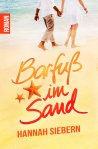 Cover: Barfuß im Sand von Hannah Siebern