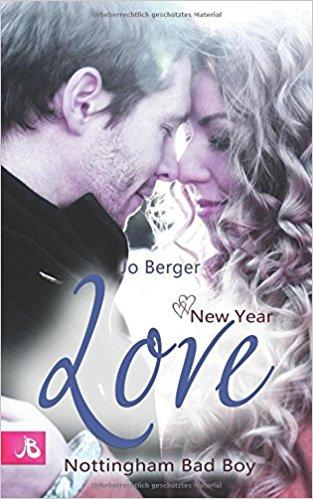 Cover von New Year Love Nottingham Bad Boy von Jo Berger