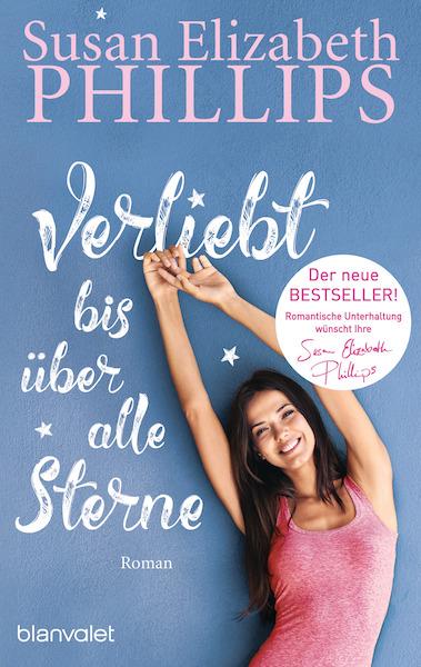 Cover Verliebt bis ueber alle Sterne von Susan Elizabeth Phillips