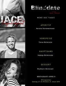 Menü des Tages: Jace