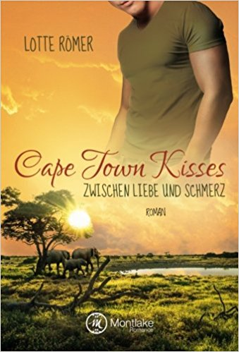 Cover von Cape Town Kisses von Lotte Roemer