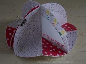 Circle Fold Up Card 2