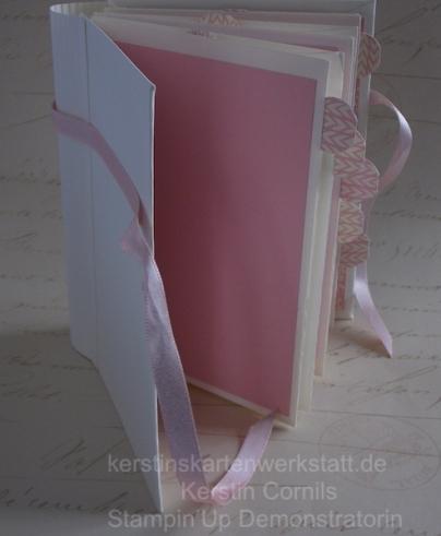 Mini Album rosa 2