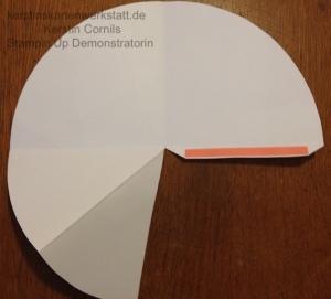 Anleitung Circel Fold Up Card 3