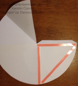 Anleitung Circel Fold Up Card 4
