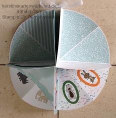 Circel Fold Up Card 2