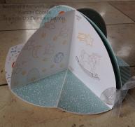 Circel Fold Up Card 3