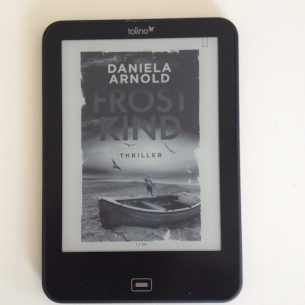Cover: Frost Kind von Daniela Arnold