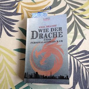 Cover Wie der Drache von Axel Brandt
