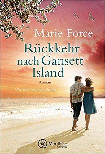 Rezension: Rückkehr nach Gansett Island von Marie Force#Gewinnspiel