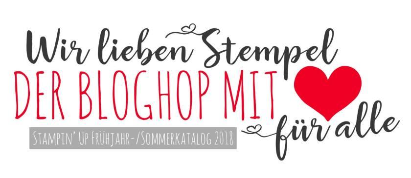 Der Blog Hop mit Herz